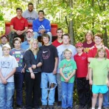 Eagle Scout Honors Massaro with Service Project