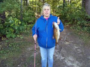 Campground Photo fishing 7