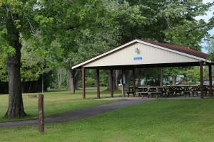 Campground Photo pavilion 2