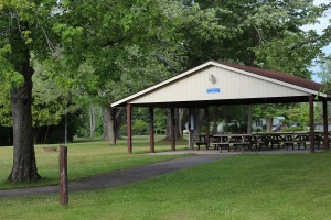 Campground Photo pavilion