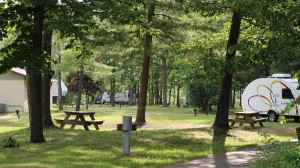 Campground Photo sites